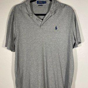 Polo RL Men's Pima Soft Touch Polo Shirt Large